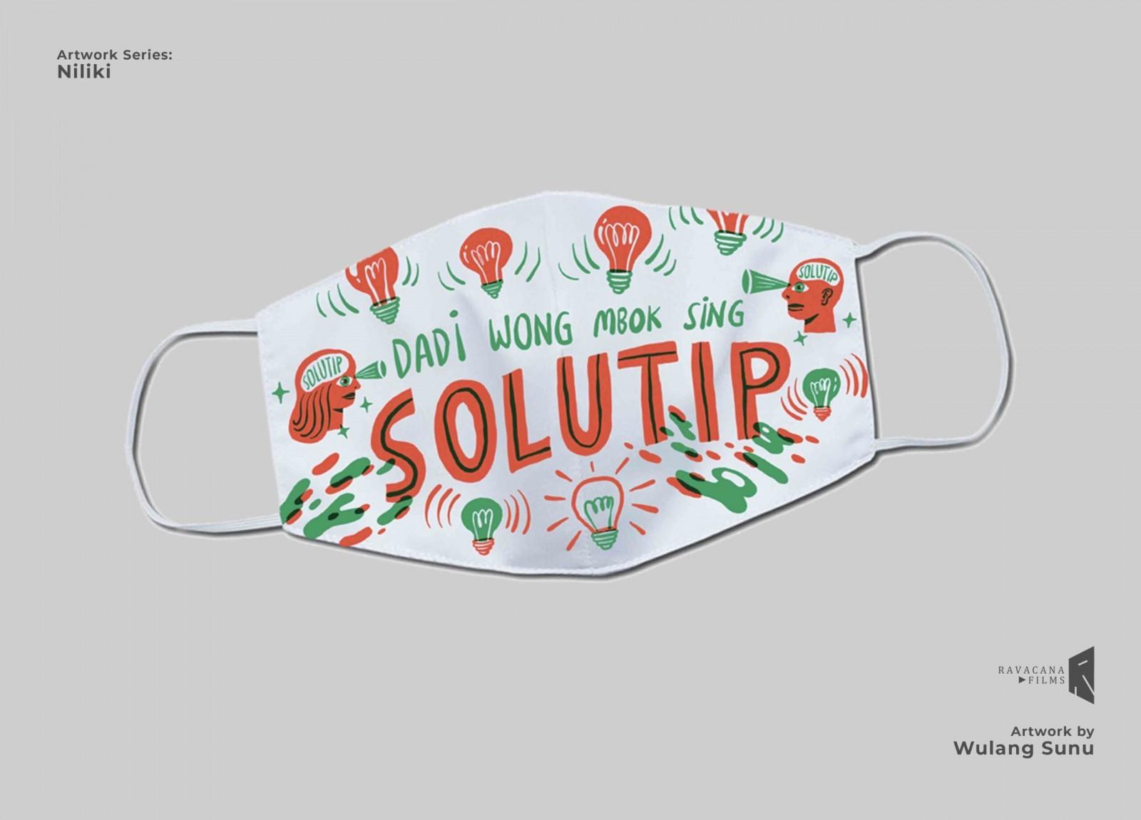 Artwork Series: Niliki – Solutip